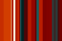 Red and bright vertical bars - digital animation NTSC DV Stock Footage