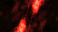Fiery Portal Stock Footage