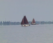 Black Sails Stock Footage