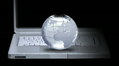 Global Orbit - stock footage
