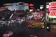 Emergency in Vegas (names masked) - stock footage