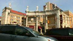 Atlantic city caesars Stock Footage