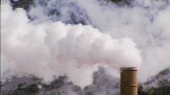 Cement Plant CU 1 Stock Footage
