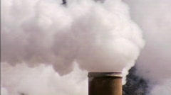 Smoke Stack - stock footage