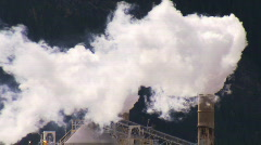 Stock Video Footage of Cement Plant 4