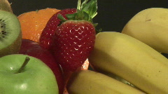 Fruit - stock footage