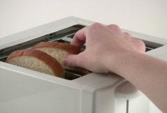 NTSC: Making Toast Stock Footage