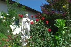 Virgen de Guadalupe Stock Footage