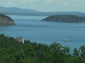 Stock Video Footage of Acadia National Park
