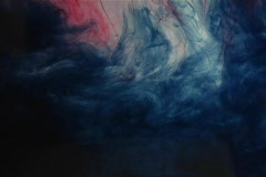 Liquid Ambience: Blue Storm Stock Footage