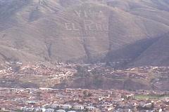 Cusco scenic view Stock Footage