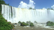 Stock Video Footage of HD: Impressive Iguazu falls