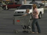 Stock Video Footage of Woman and Child Shopping