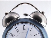 Alarm Clock Turn Off Stock Footage
