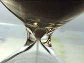 Hour glass Stock Footage