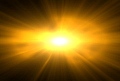 Sunny Light Rays - stock footage