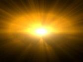 Sunny Light Rays Stock Footage