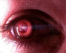 Cyber Eye 2 Stock Footage