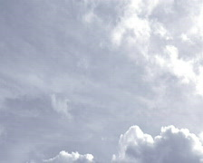 Only Clouds Stock Footage