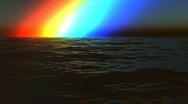 Ocean's Aura Stock Footage