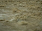 Stock Video Footage of Flood waters