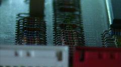 Stock Video Footage of f  resistors