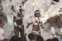 Rio Carnival Show (Brazil) Stock Footage