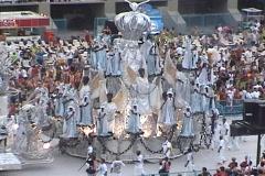 Rio Carnival Show (Brazil) Stock Footage