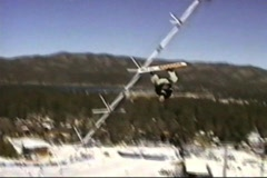 Snow 8 Stock Footage