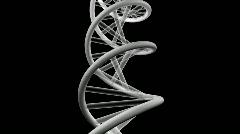 Deoxyribonucleic acid (DNA) Stock Footage