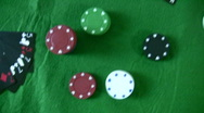 Poker4 Stock Footage