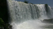 Stock Video Footage of Iguassu Falls (HD Video)