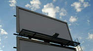 Billboard 1 Stock Footage