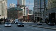 City Traffic 1 Stock Footage
