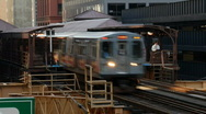 City Train 1b Stock Footage
