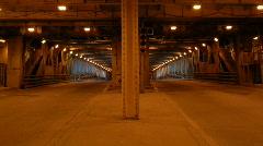 Underground Traffic 2 Stock Footage