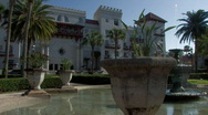 Stock Video Footage of Lightner Museum St. Augustine