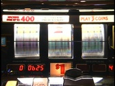 Slot machine hits jackpot! Stock Footage