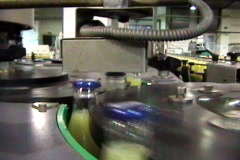 industrial production machine - stock footage