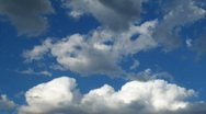 Stock Video Footage of beautiful clouds-HD