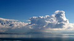 blue sky-HD - stock footage
