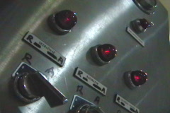 Signalization light  Stock Footage