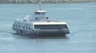 Vancouver Sea Bus Stock Footage