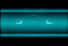 Aqua liquid background NTSC loopable Stock Footage