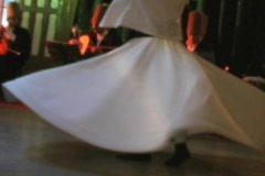 Whirling Dervishes 1 Stock Footage