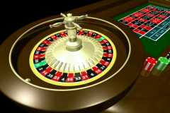 Roulette Table NTSC Seamless loopable Stock Footage