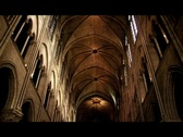 Stock Video Footage of Cathedral ceiling