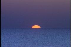 Myrtle Beach Sunrise #1 Stock Footage