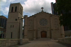 Mariners Church  02 - stock footage