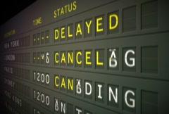 Flight Departures, NTSC Stock Footage